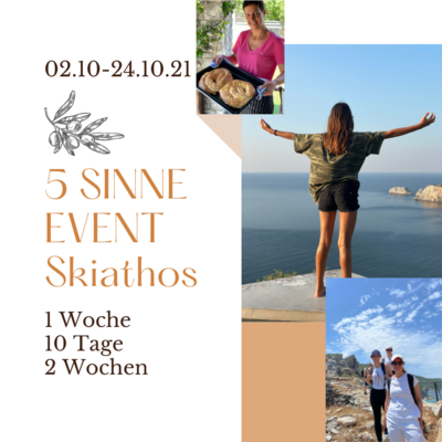 5 Sinne Event