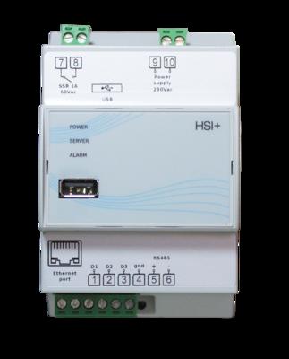 HSI+ (Plus) - Datalogger per lettura dei contatori e-distribuzione
