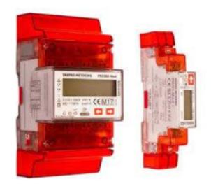 Energy meter certificati MID trifase