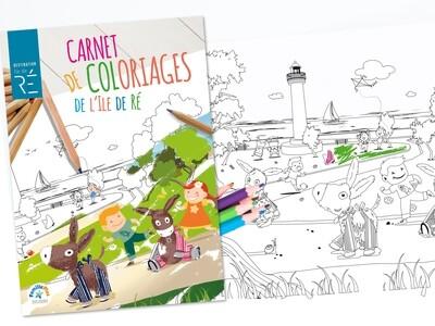 Coloriage Ile De Re