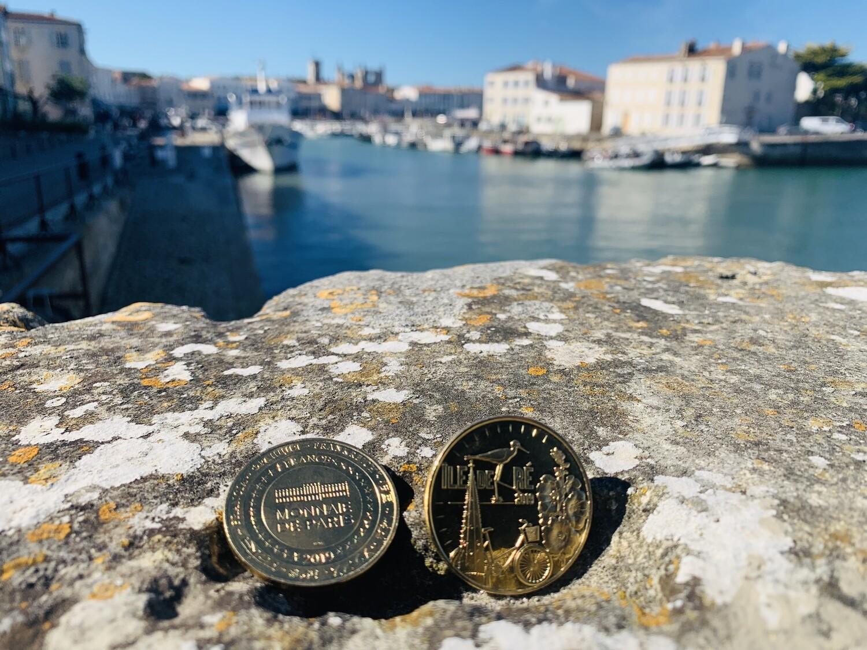 Monnaie de Paris Île de Ré