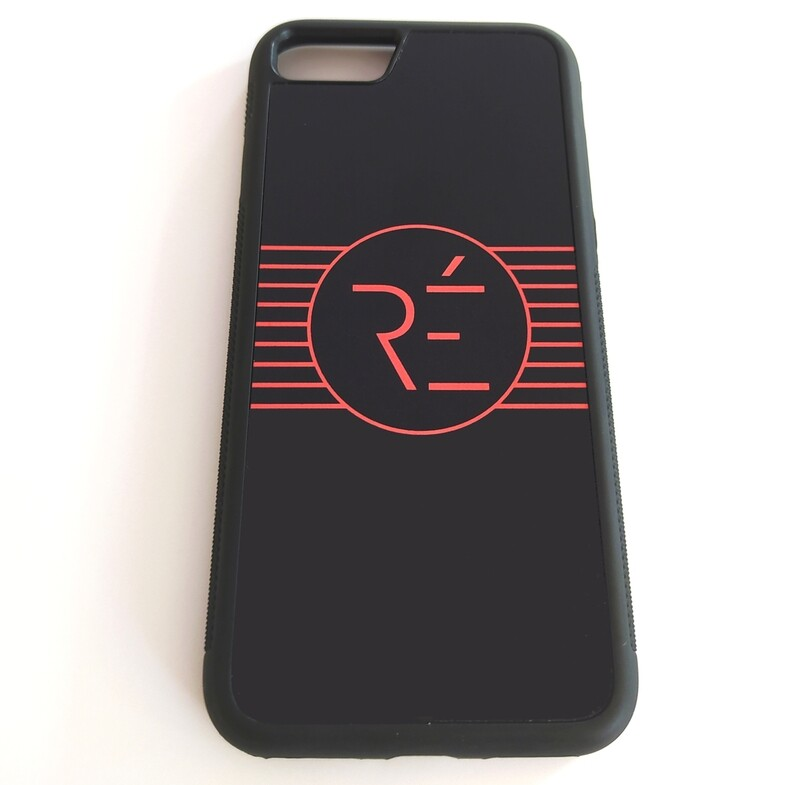 Coque Iphone noire