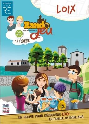 Randojeu 1 village - Loix pour 1 acheté, le 2ème offert