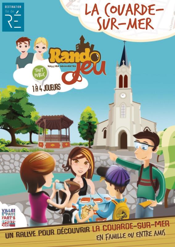 Randojeu 1 village - La Couarde sur Mer pour 1 acheté, le 2ème offert