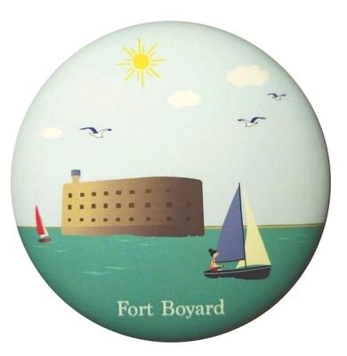Magnet dessin Fort Boyard