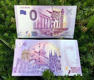 Avis aux collectionneurs, voici le Billet Souvenir !