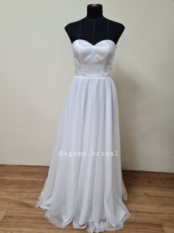 ROM wedding dress