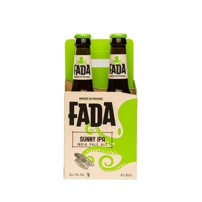 FADA Basket Pack IPA 4 x 33 cl