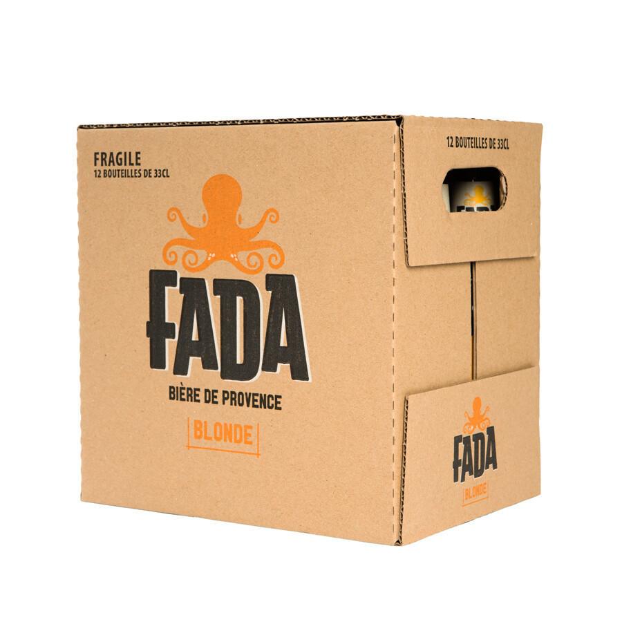 FADA Carton Blonde 12 x 33 cl