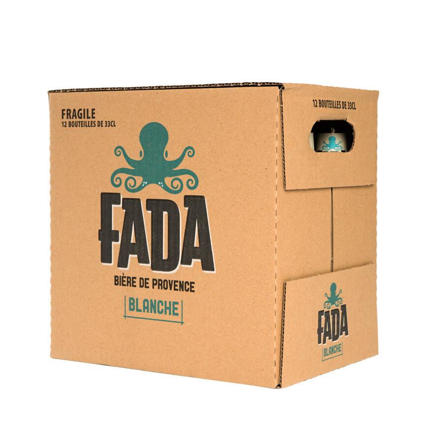 FADA Carton Blanche 12 x 33 cl