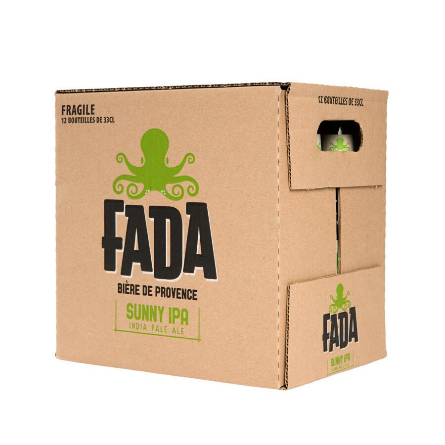 FADA Carton IPA 12 x 33 cl