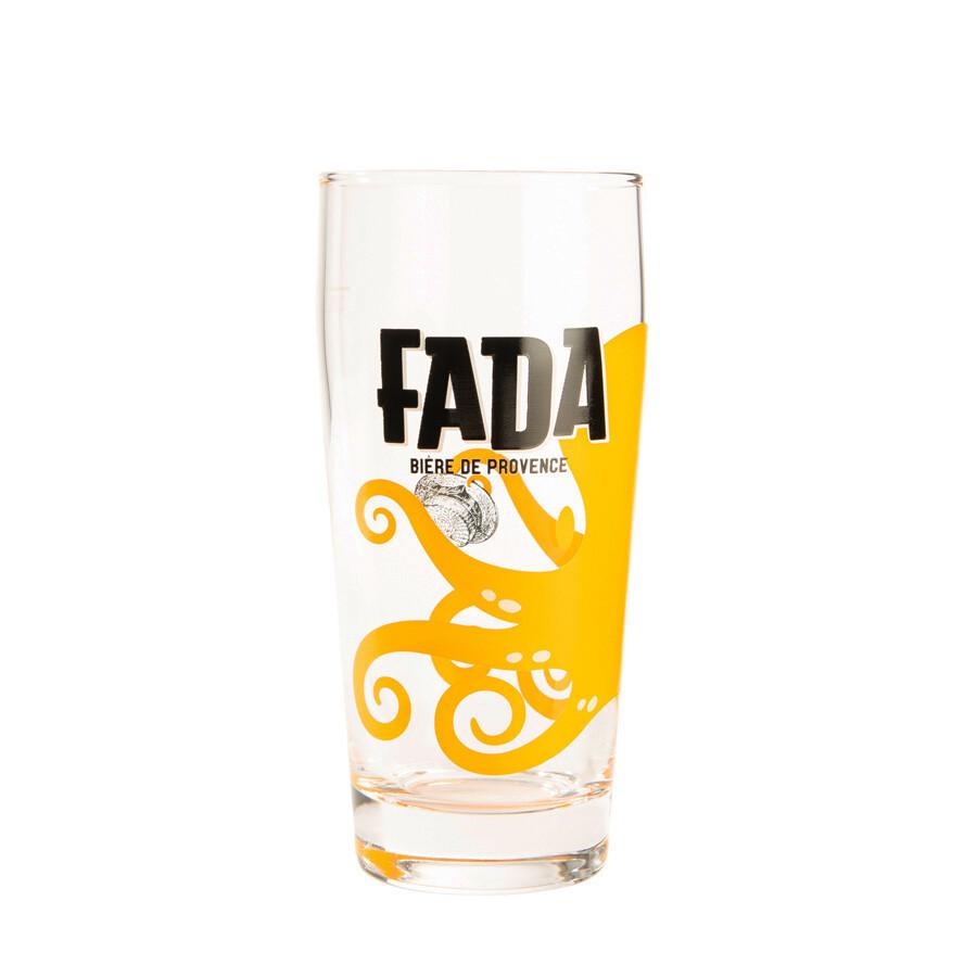 Carton 6 verres FADA 25 cl