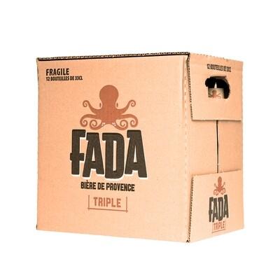 FADA Carton Triple 12 x 33 cl