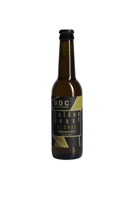 Golden Beast by BDC 33 cl