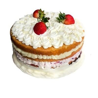 Naked Layered Cake
