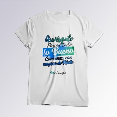 Camiseta Mr. Powerful
