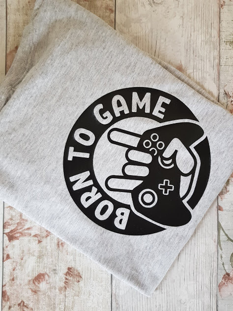 Personalised Children's Gaming T Shirt