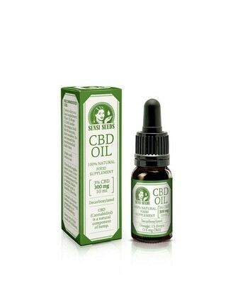 Aceite CBD 3% Sensi Seeds