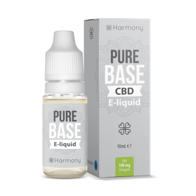 Pure Base CBD e-Liquid