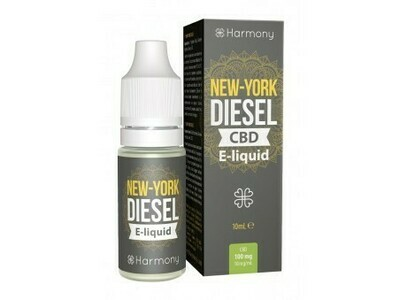 New York Diesel CBD e-Liquid