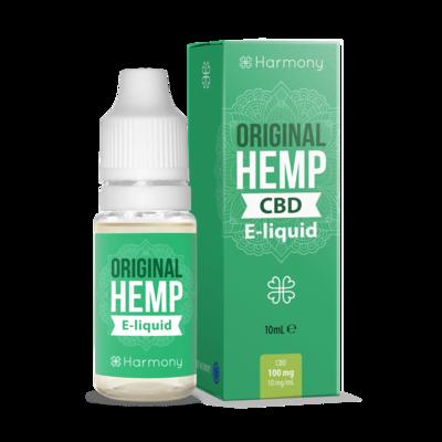 Original Hemp CBD e-Liquid