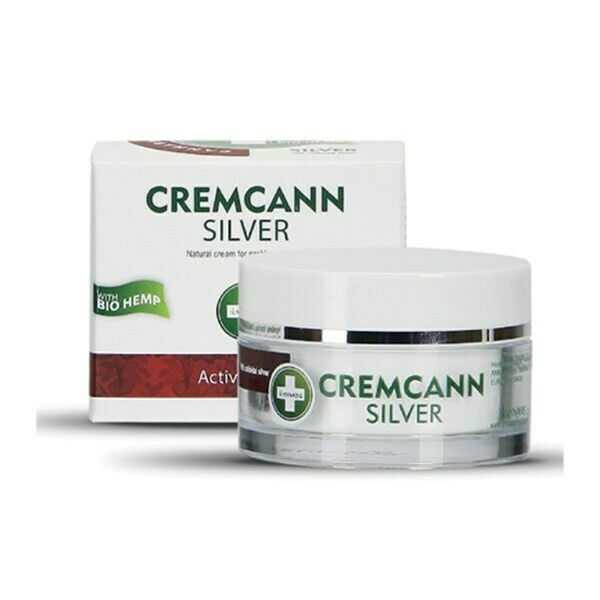 Cremcann Silver 15ml