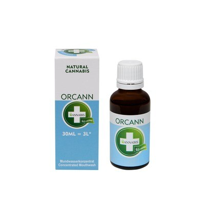 Orcann enjuague Bucal 30ml