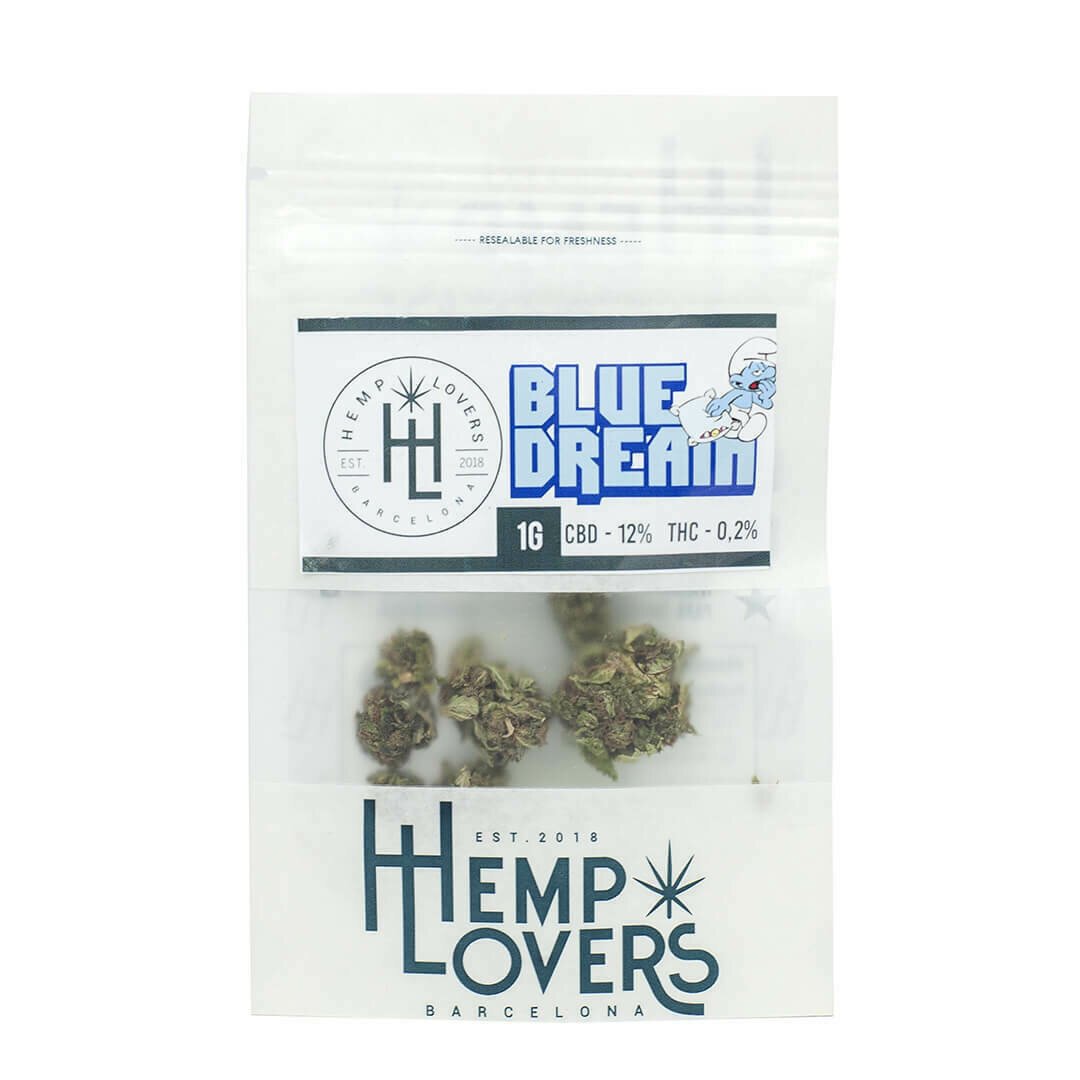 blue dream 1g flor cbd