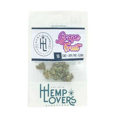 grape fruit 1g flor cbd