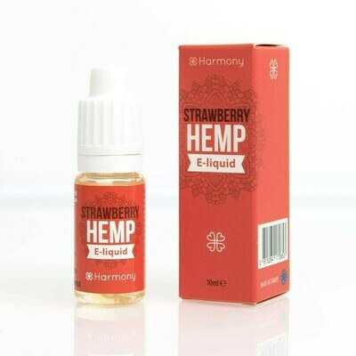 Strawberry Hemp CBD e-Liquid