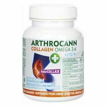 Arthrocann Con Colágeno Omega 3-6 forte