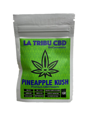 Flor HighBranch - Pinneaple Kush flor CBD