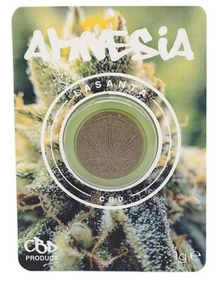 Amnesia 1g hash cbd