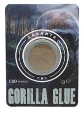 Gorilla Glue 1g hash cbd