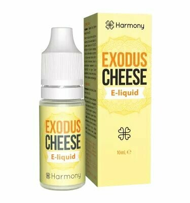 Exodus Cheese CBD e-Liquid