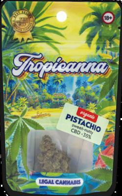 Pistachio 1g flor cbd