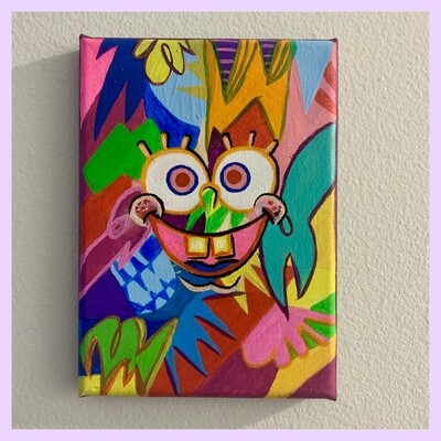 SpongeBob PopArt