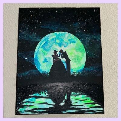 Moonlit Cinderella