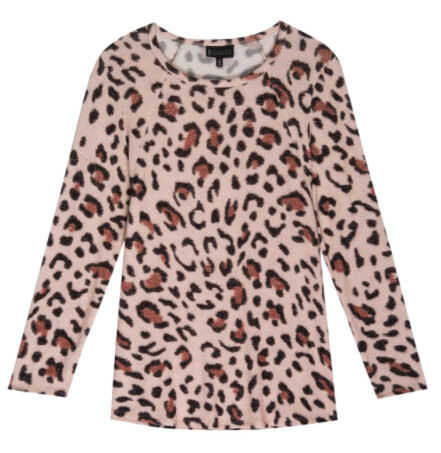 Leopard Pull Over
