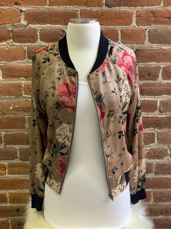Lined Bomber