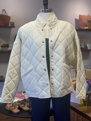 Maya Quilted
