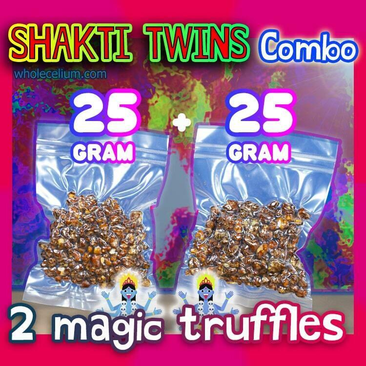 SHAKTI TWINS - COMBO- პაკეტი (2x)