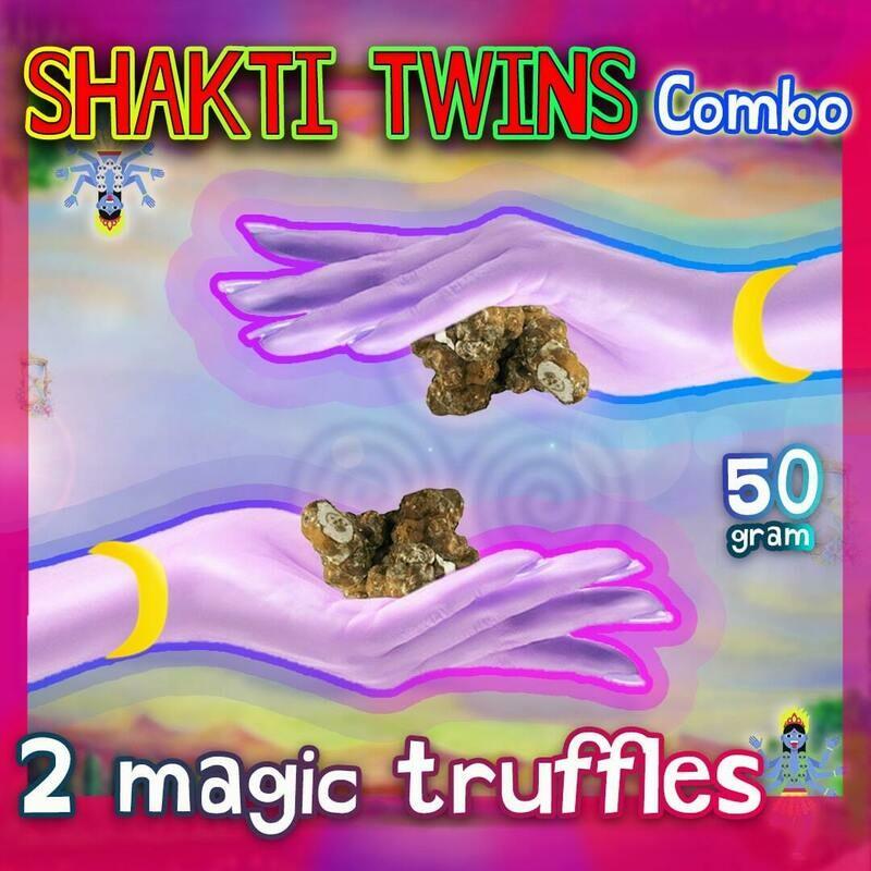 SHAKTI TWINS - COMBO-pakke (2 por.)