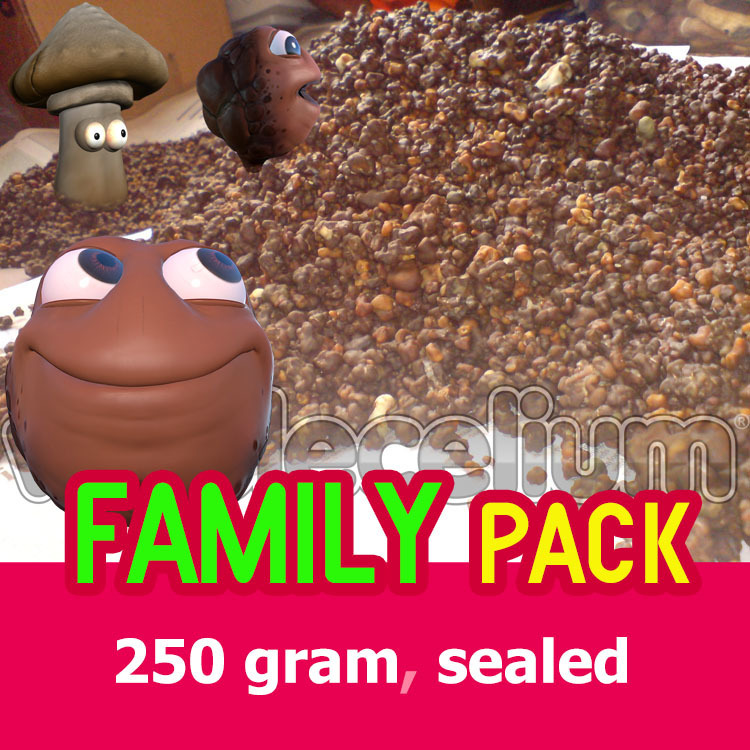 Trühvlid - FAMILY-Pack (250 gr.)