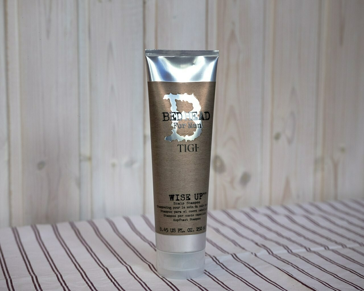 TIGI Bed Head Wise Up Scalp Shampoo 250ml