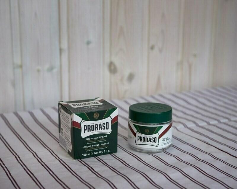 Proraso Крем До бритья Освежающий Эвкалипт и Ментол 100ml