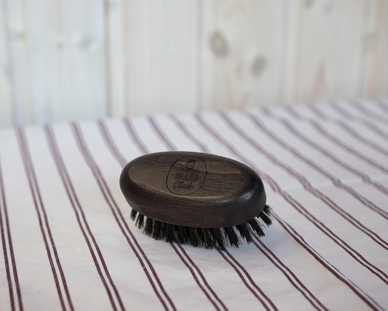 Щётка для бороды и волос головы малая Beard Club