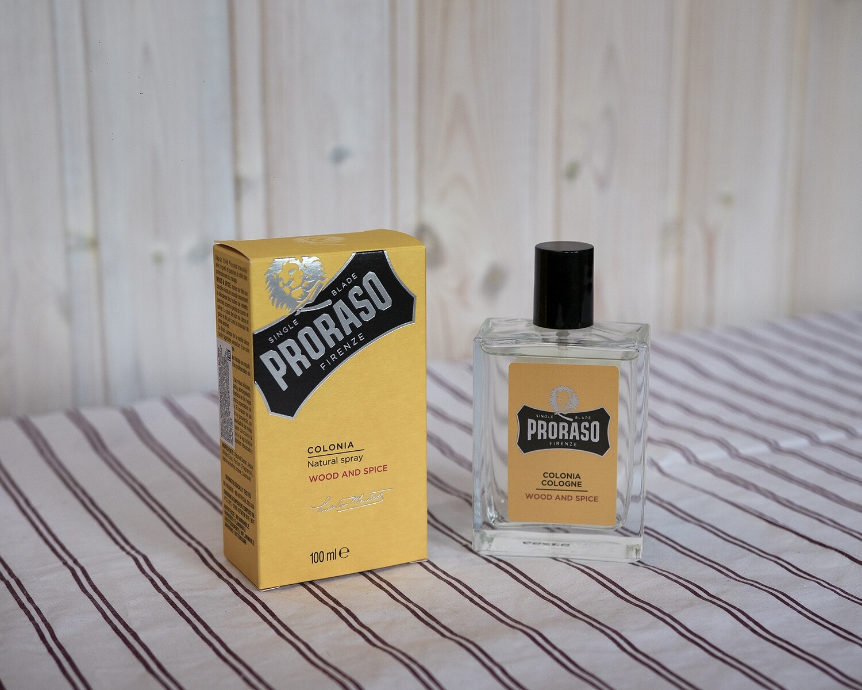 Proraso Одеколон Wood&Spice 100ml