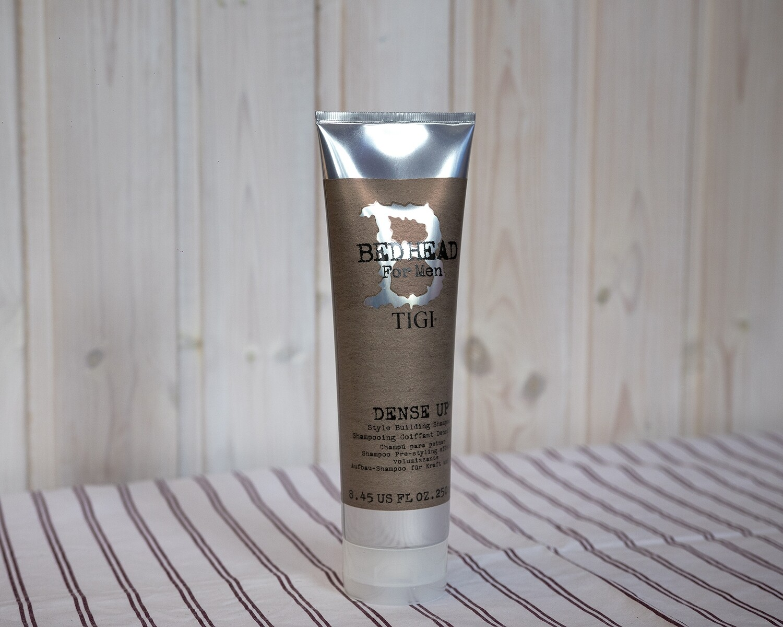 TIGI Bed Head Dense Up Style Bullding Shampoo 250ml