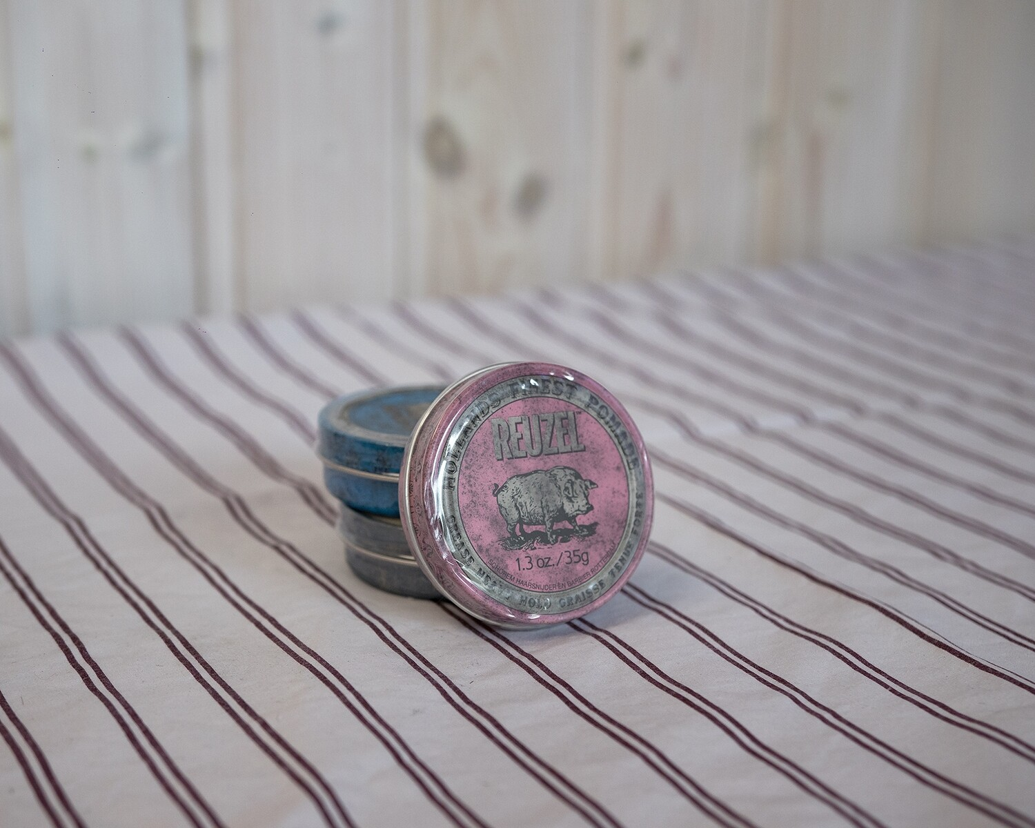 Reuzel Grease Heavy Hold (pink) 35g